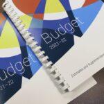 Documentation of Nova Scotia's Budget