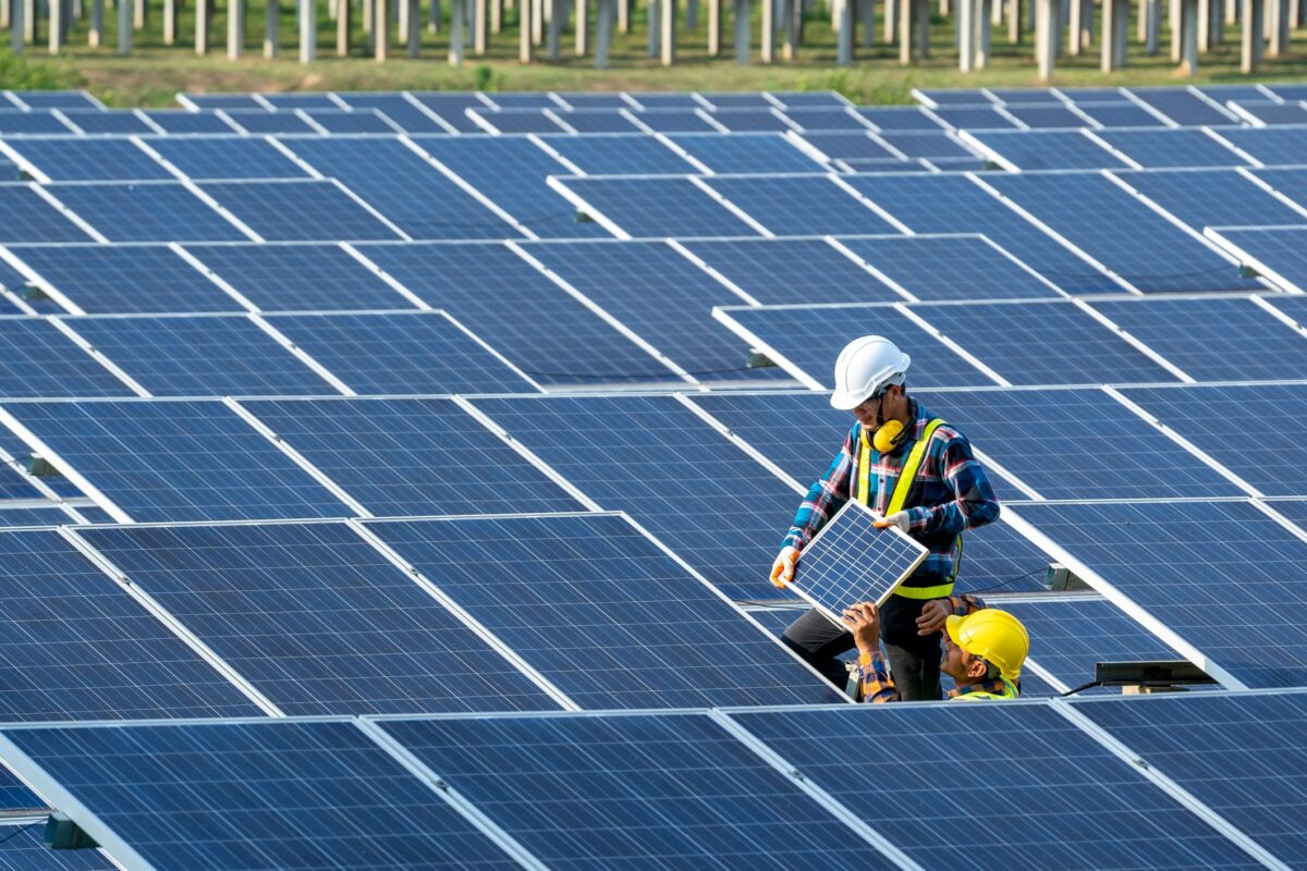 Investing in Solar Garden for the Community's Future